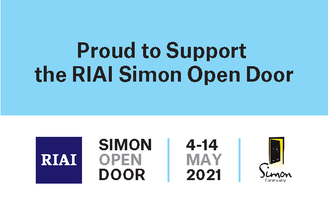 RIAI Simon Open Door logo